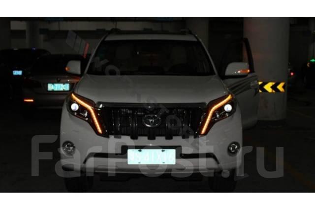 Фара. Toyota Land Cruiser Prado, GDJ150L, GDJ150W, GDJ151W, GRJ150, GRJ150L, GRJ150W, GRJ151, GRJ151W, KDJ150L, TRJ150, TRJ150W Двигатели: 1GDFTV, 1GR...