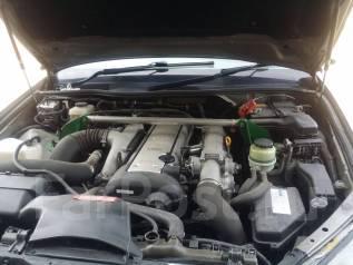 Распорка. Toyota Mark II, JZX110 Двигатель 1JZGTE