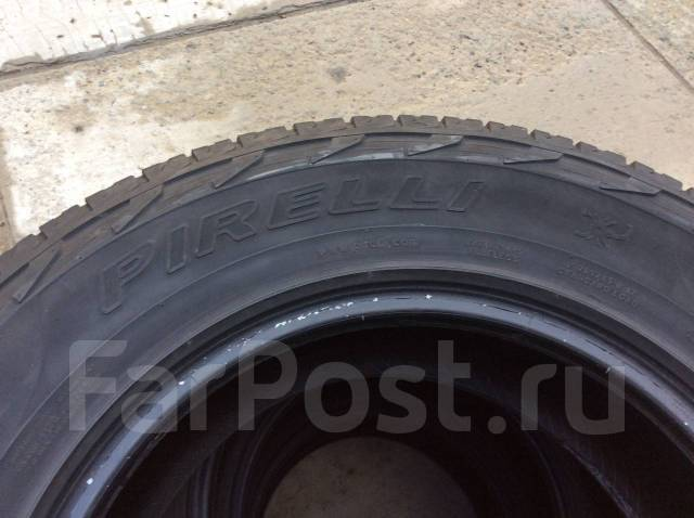 Pirelli Scorpion ATR. Грязь AT, 2011 год, износ: 30%, 4 шт