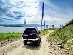 Toyota Hilux Surf. автомат, 4wd, 3.0 (140 л.с.), дизель, 300 000 тыс. км
