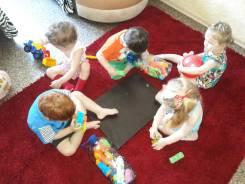 Домашние ясли для деток с 1.3-3 лет