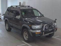 Nissan Terrano. автомат, 4wd, 3.3, бензин, 130 000 тыс. км, б/п, нет птс