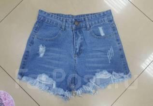 Шорты джинсовые. 42, 44, 40-48, 46
