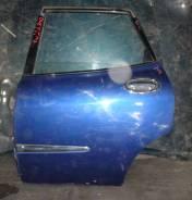 Дверь Toyota DUET M100A задняя левая