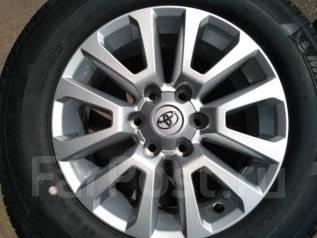 "Колеса R18 Toyota LAND Cruiser Prado 150. 7.5x18"" 6x139.70 ET25. Под заказ"