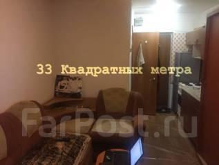 Гостинка, улица Окатовая 16. Чуркин, агентство, 18 кв.м. Вторая фотография комнаты