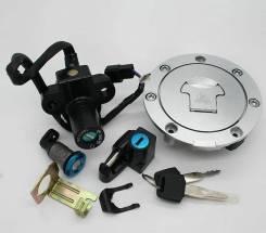 Замок комплект Honda CB400 92-98 / VFR400 / BROS / 400 CB-1
