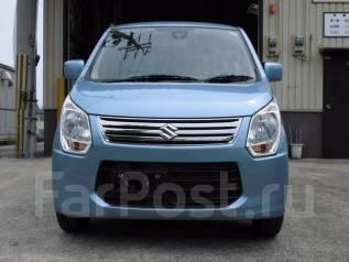 Suzuki Wagon R. автомат, передний, 0.7, бензин, 13 950тыс. км, б/п. Под заказ