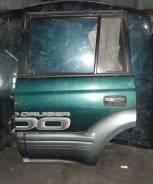 Дверь Toyota LAND Cruiser Prado KZJ95 задняя левая