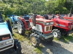 Yanmar. Трактор 17л. с., 4wd, ВОМ, навеска на 3 точки