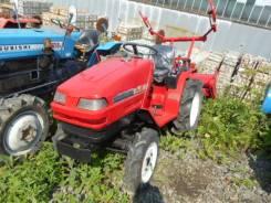 Yanmar. Трактор 13л. с., 4wd, ВОМ, фреза