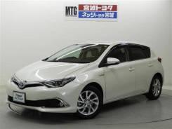 Toyota Auris. автомат, передний, 1.8, бензин, 9 000 тыс. км, б/п. Под заказ