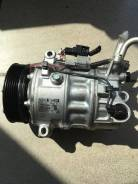 Компрессор кондиционера. Nissan: Qashqai, Murano, Qashqai+2, Dualis, Clipper, GT-R, X-Trail, Lafesta, Primera, Serena, Bluebird Sylphy Двигатель MR20D...