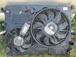 Радиатор охлаждения двигателя. Audi Q7, WAUZZZ4L28D051698 Двигатель DIESEL