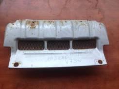 Защита двигателя. Mitsubishi Pajero, V73W Двигатель 6G72
