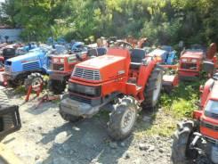 Kubota X20. Трактор 20л. с., 4wd, 4 цилиндра, ВОМ, навеска на 3 точки