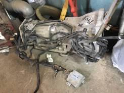 Автоматическая коробка переключения передач. Mitsubishi Pajero iO, H77W, H76W