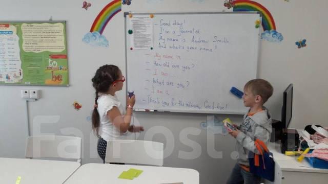 Иностранные языки всех уровней и возрастов на Второй и Первой Речке!
