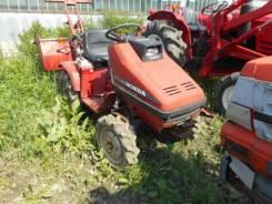 Honda Mighty 13R. Трактор 11л. с., 4wd, ВОМ, фреза