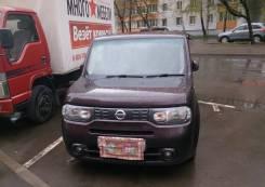 Nissan Cube. Z12, HR15DE