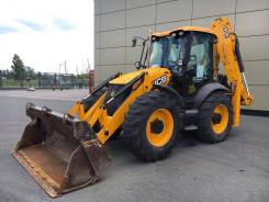 JCB 4CX. SM ECO 2011 г. в., 6735 м/ч, 4 400 куб. см., 1,30 куб. м.