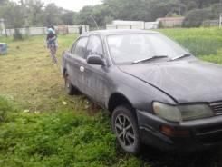 Toyota Corolla. CE100