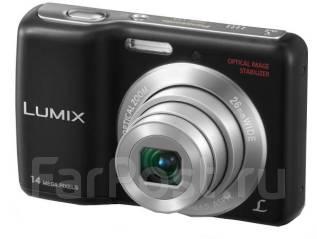 Panasonic Lumix DMC-LS5. 20 и более Мп, зум: 5х