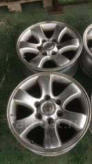 Toyota. 8.0x17, 6x139.70, ET20, ЦО 110,0мм.