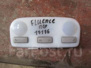 Светильник салона. Renault Fluence