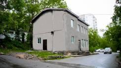 Аренда двухэтажного здания. Улица Талалихина 3а, р-н Борисенко, 198 кв.м., цена указана за все помещение в месяц. Дом снаружи