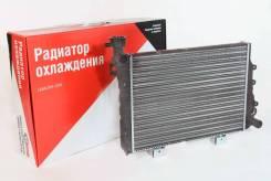 Радиатор охлаждения двигателя. Лада 2108, 2108 Лада 2110, 2110 Лада 2107, 2107 Лада 2105, 2105