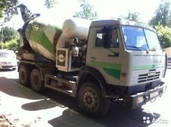 Камаз 53229. Продается бетоносмеситель на базе , 7,00куб. м.