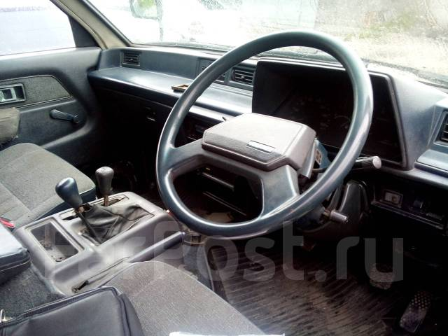 Toyota Town Ace. RX30, 2C