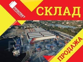 Продам Производственно-складской комплекс. Улица Калинина 2а, р-н Чуркин, 771 кв.м.