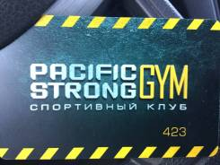 Карта Pacific Strong