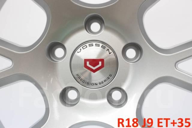 Vossen. 9.0x18, 5x114.30, ET35, ЦО 73,1мм.