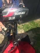 Suzuki. длина 3,00м., двигатель подвесной, 2,20л.с., бензин