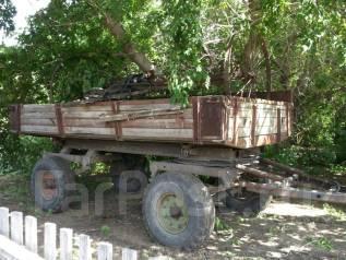 ЛТЗ Т-40АМ. Продаю трактор Т 40АМ с передком и телегой, 3 000 куб. см.