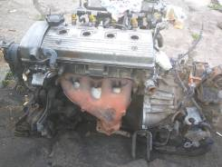 Двигатель в сборе. Toyota: Corolla, Corolla Levin, Sprinter Marino, Sprinter, Sprinter Trueno, Corolla Ceres Двигатель 5AFE