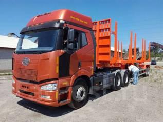 FAW J6. Продается Тягач CA4250P66K2T1A J6 6x4, 11 040 куб. см., 55 000 кг.
