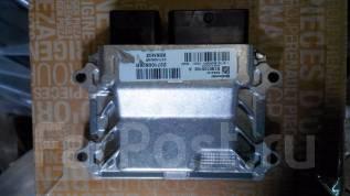 Коробка для блока efi. Renault Duster Двигатель K4M
