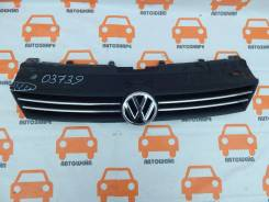 Решетка радиатора. Volkswagen Polo