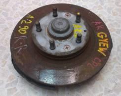 Ступица. Mazda Atenza, GYEW, GG3P, GY3W, GGES, GGEP, GG3S Двигатели: LFVE, LFDE