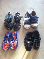 Обувь летняя на мальчика