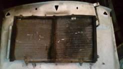 Радиатор кондиционера. Geely MK Geely MK Cross Двигатель 5AFE