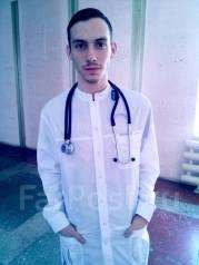 Медицинская сестра, медицинский брат. Незаконченное высшее образование (студент)