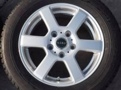 Bridgestone. 6.0x15, 5x114.30, ET48, ЦО 70,0мм.