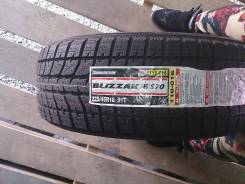 Bridgestone Blizzak WS-70. Зимние, без шипов, 2016 год, без износа, 4 шт. Под заказ