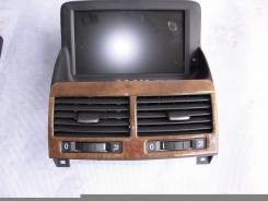 Телевизор TV W800 с воздуховодом vw touareg. Volkswagen Touareg