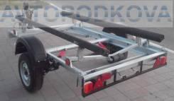 Курганские прицепы. Г/п: 590 кг., масса: 280,00кг.